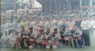 Elenco do Atlético Guaçuano de 1992